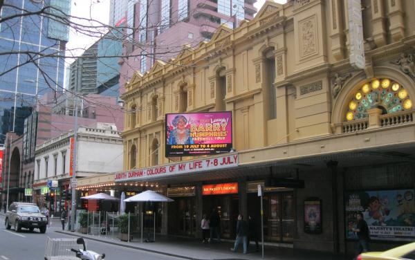 Her Majesty's Theatre, Melbourne